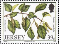 [EUROPA Stamps - Forests, type BEE]