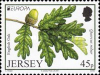[EUROPA Stamps - Forests, Typ BEF]