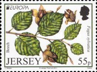 [EUROPA Stamps - Forests, type BEG]