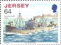 [Ships - Shipwrecks Around Jersey, Typ BFK]