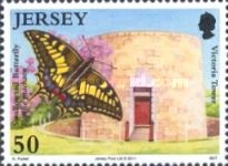 [Fauna - The 75th Anniversary of the National Trust for Jersey, type BFP]