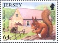 [Fauna - The 75th Anniversary of the National Trust for Jersey, type BFR]