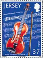 [The 25th Anniversary of Jersey Symphony Orchestra, type BGS]