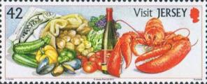 [EUROPA Stamps - Visit Jersey, Typ BGY]