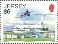 [Airplanes - The 75th Anniversary of Jersey Airport, type BHJ]