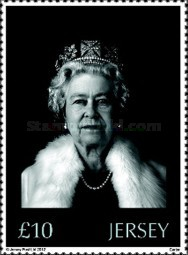 [The 60th Anniversary of the Accesion of Queen Elizabeth II, type BHW]