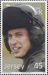 [The 30th Anniversary of the Birth of HRH The Duke of Cambridge, type BHX]