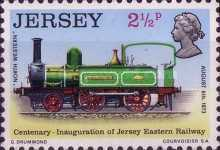 [The 100th Anniversary of the Jersey Eastern Railway, Typ BI]