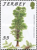 [The 75th Anniversary of Jersey Trees for Life, type BIC]