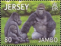 [Jambo - The Gorilla, type BIX]