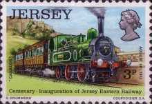 [The 100th Anniversary of the Jersey Eastern Railway, Typ BJ]