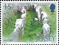[Jersey Archaeology - Dolmens, type BJG]