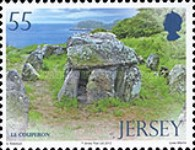 [Jersey Archaeology - Dolmens, type BJH]