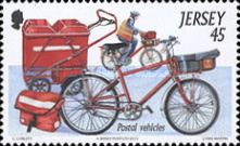 [EUROPA Stamps - Postal Vehicles, type BKM]