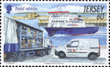 [EUROPA Stamps - Postal Vehicles, type BKO]
