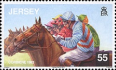 [Horses - Corbiere, Grand National Winner 1983, type BKW]