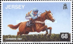[Horses - Corbiere, Grand National Winner 1983, type BKY]