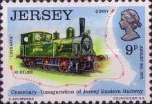 [The 100th Anniversary of the Jersey Eastern Railway, Typ BL]