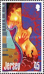 [EUROPA Stamps - Musical Instruments, type BNM]