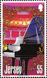 [EUROPA Stamps - Musical Instruments, type BNN]