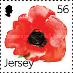 [The 100th Anniversary of the Beginning of World War I - Remembrance, type BNY]