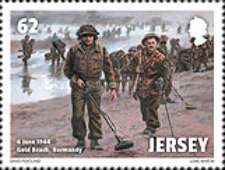 [The 70th Anniversary of D-Day, type BOG]