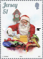 [Christmas - The Story of Father Christmas, type BQS]