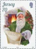 [Christmas - The Story of Father Christmas, type BQV]