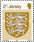[The Crest of Jersey, Typ BRE1]