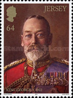 [The Royal Legacy of Queen Victoria – King George V, Typ BVG]