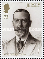 [The Royal Legacy of Queen Victoria – King George V, Typ BVH]