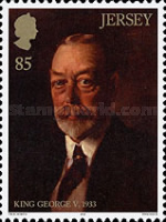 [The Royal Legacy of Queen Victoria – King George V, type BVI]