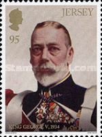 [The Royal Legacy of Queen Victoria – King George V, Typ BVJ]