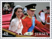 [The 5th Anniversary of the Wedding of The Duke & Duchess of Cambridge, type BVV]