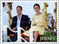 [The 5th Anniversary of the Wedding of The Duke & Duchess of Cambridge, Typ BVW]