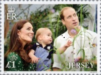 [The 5th Anniversary of the Wedding of The Duke & Duchess of Cambridge, Typ BVY]