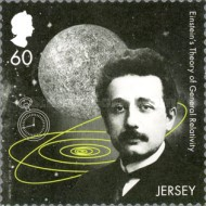 [The 100th Anniversary of the Theory of Relativity by Albert Einstein, 1879-1955, type BWG]
