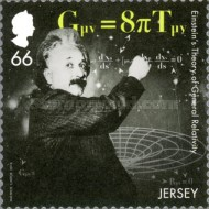 [The 100th Anniversary of the Theory of Relativity by Albert Einstein, 1879-1955, Typ BWH]
