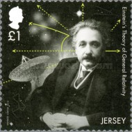 [The 100th Anniversary of the Theory of Relativity by Albert Einstein, 1879-1955, type BWK]