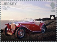 [The 50th Anniversary of the Jersey Old Motor Club, type BWM]