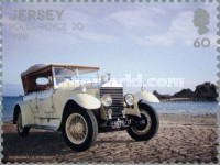 [The 50th Anniversary of the Jersey Old Motor Club, type BWN]