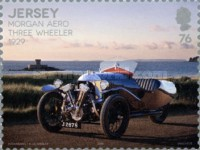 [The 50th Anniversary of the Jersey Old Motor Club, type BWQ]