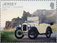 [The 50th Anniversary of the Jersey Old Motor Club, type BWS]