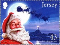 [Christmas - Father Christmas in Jersey, Typ BYD]