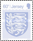 [Definitives - Crest of Jersey, Typ BYO1]