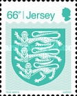 [Definitives - Crest of Jersey, Typ BYO2]