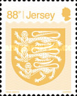 [Definitives - Crest of Jersey, Typ BYO4]