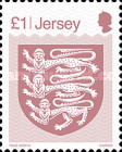 [Definitives - Crest of Jersey, Typ BYO5]