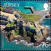 [EUROPA Stamps - Castles, Typ BYQ]