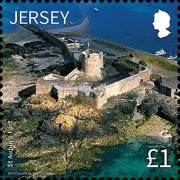 [EUROPA Stamps - Castles, Typ BYR]